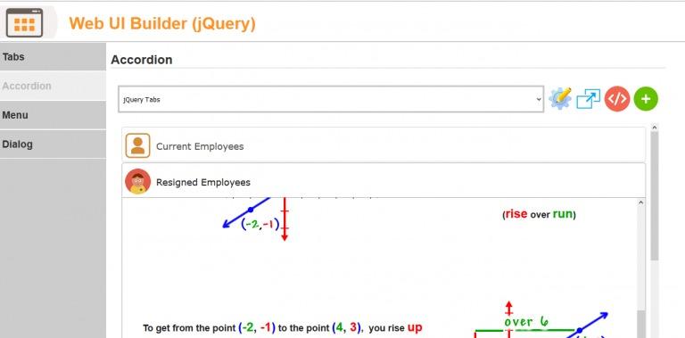 Web Ui Builder Jquery-5